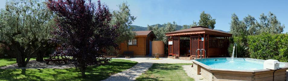 casas rurales con piscina y jacuzzi en benicolet valencia